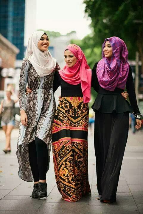 janvier 2014 hijab fashion and chic style