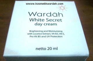 wardah white, wardah white secret, wardah white series,