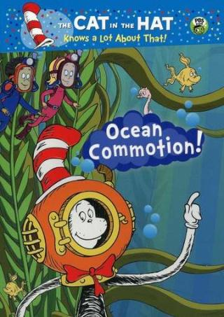Cat in the Hat Knows a Lot About That Ocean Commotion DVDR NTSC Español Latino Descargar