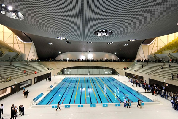 Al agua masters piscina ol mpica de londres 2012 for Alberca 8 de julio