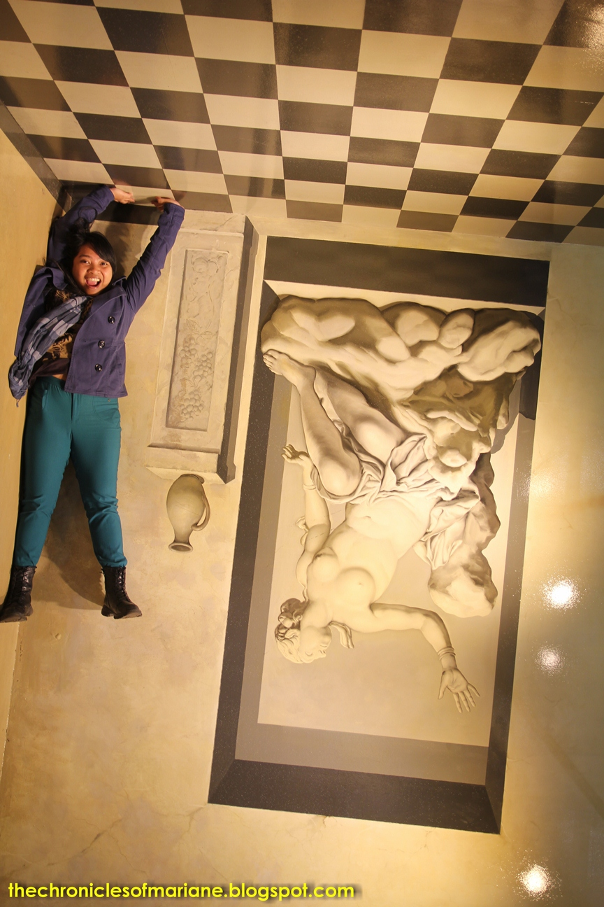 Trick Art Museum, Jeju - Day 12 in South Korea | The Chronicles of ...
