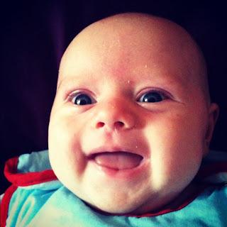 7 Weeks Baby