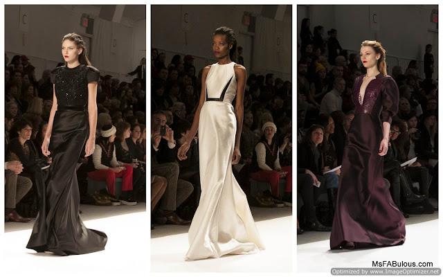 marc valvo gown 2013