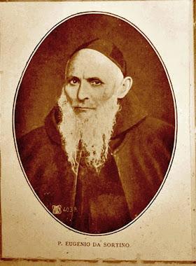 Il M. R. P. Eugenio Scamporlino OFM Cappuccino  1827 - 1911