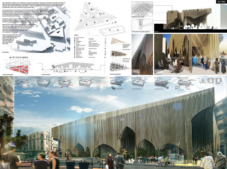 Ejemplos de paneles resumen de arquitectura y dise o - Arquitectura de diseno ...