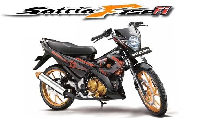 Kumpulan Harga Motor Satria Fu 150 Terbaru Yang Bekas Dan Baru