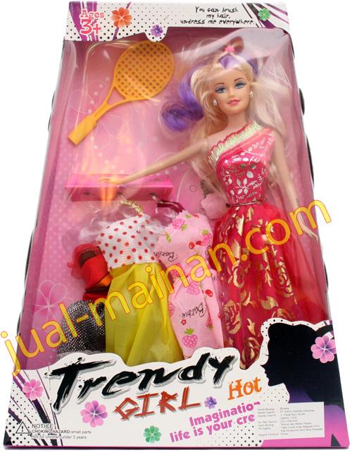 Toko Mainan Yang Oke Untuk Anak Kesayangan Anda Barbie