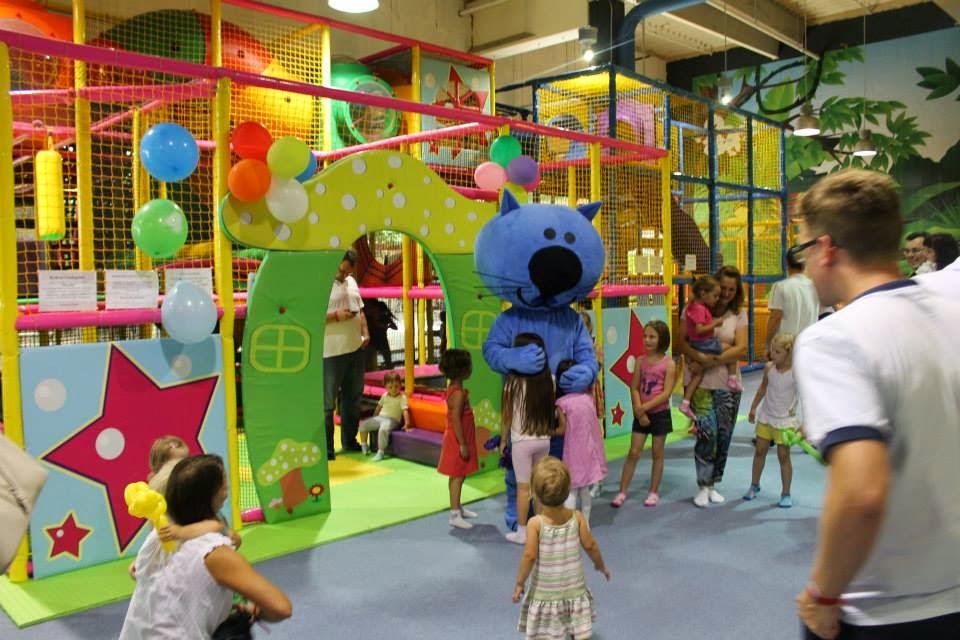 Izgiland játszóház 1 éves
