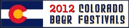 2012 Colorado Beer Festivals & Events Calendar