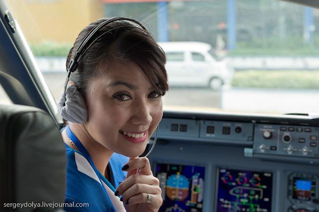 Pramugari Yang Menjadi Korban Sukhoi Superjet 100