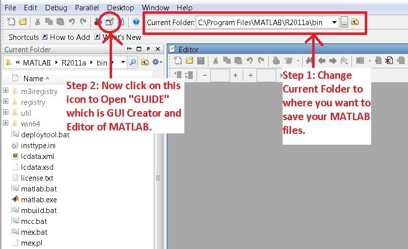 gui matlab code example