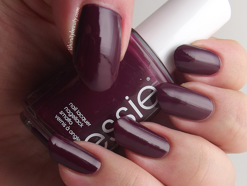 Essie: Recessionista Swatch & Review /5 | IthinityBeauty.com Nail ...