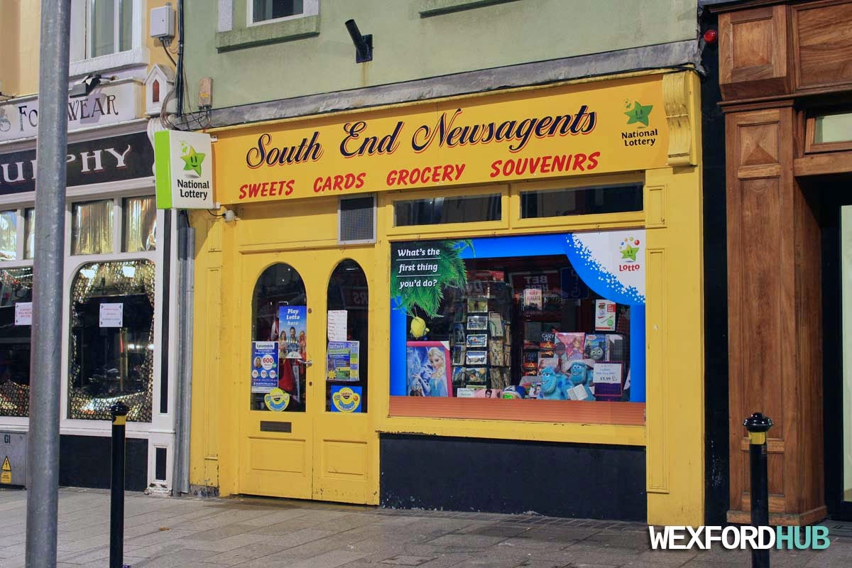 South End Newsagents, Wexford
