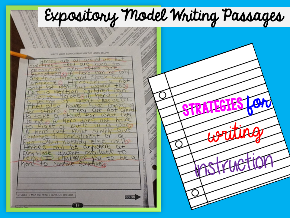 scoring a sixth grade expository essay Expository resources for 7th grade resources for the new 7th grade staar writing blueprint the 7th grade writing staar has changed students will only test one day and they will only write one essay that one essay will be an expository essay the other modes of writing will still be tested through the revise and edit passages.