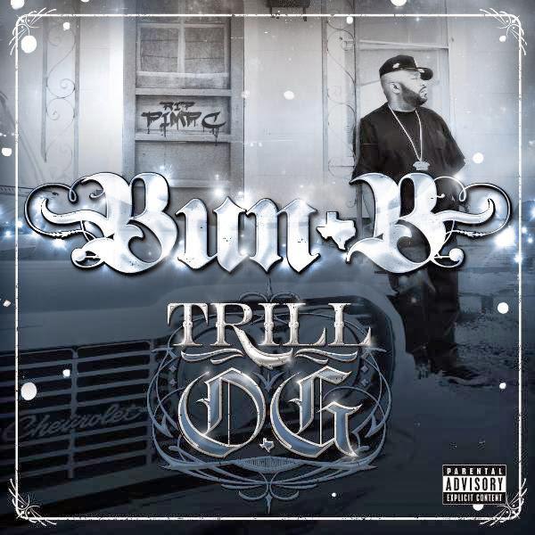 Bun B - Trill O.G. Cover