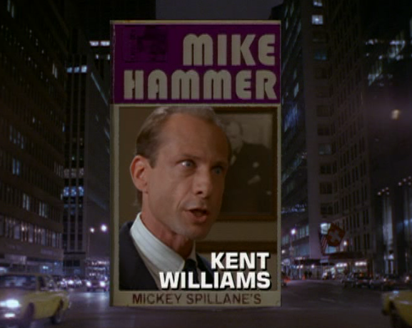 image gallery kent williams mike hammer