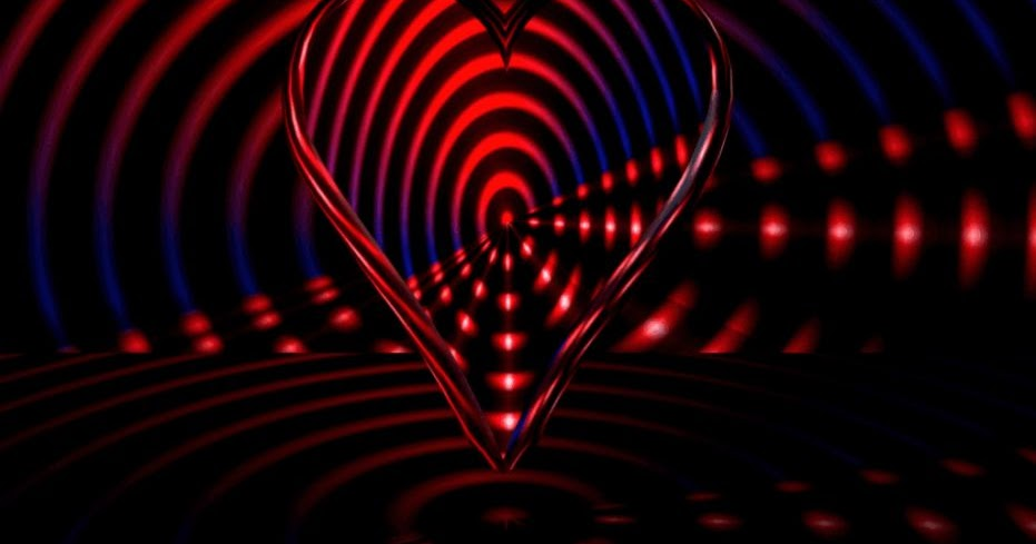 Animated Heart Hd Wallpaper Download