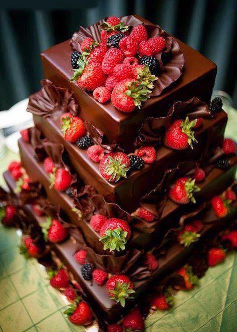 Tortas de Chocolate, parte 5