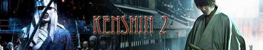Rurouni Kenshin 2 : The Great Kyoto Fire Arc. Trailer oficcial.
