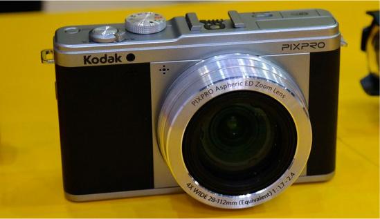 Kodak Pixpro, kodak, camara, P&E show en China, P&E show, china
