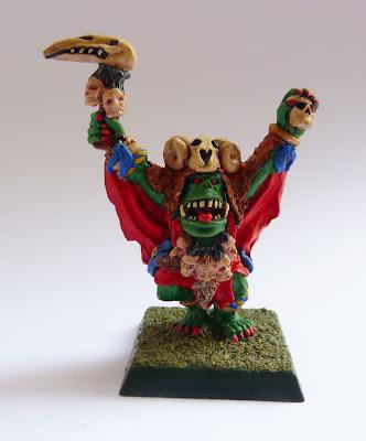 Classic Savage Orc Shaman
