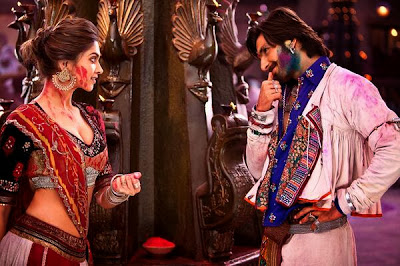 Leela teases Ram and goes on to kiss him in this new number 'Lahu Munh Lag Gaya' from Ram-leela