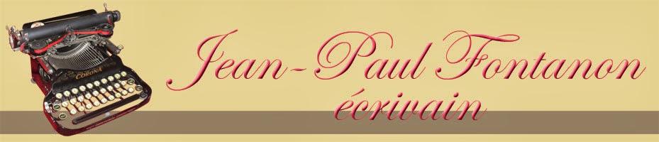 Jean-Paul FONTANON Ecrivain
