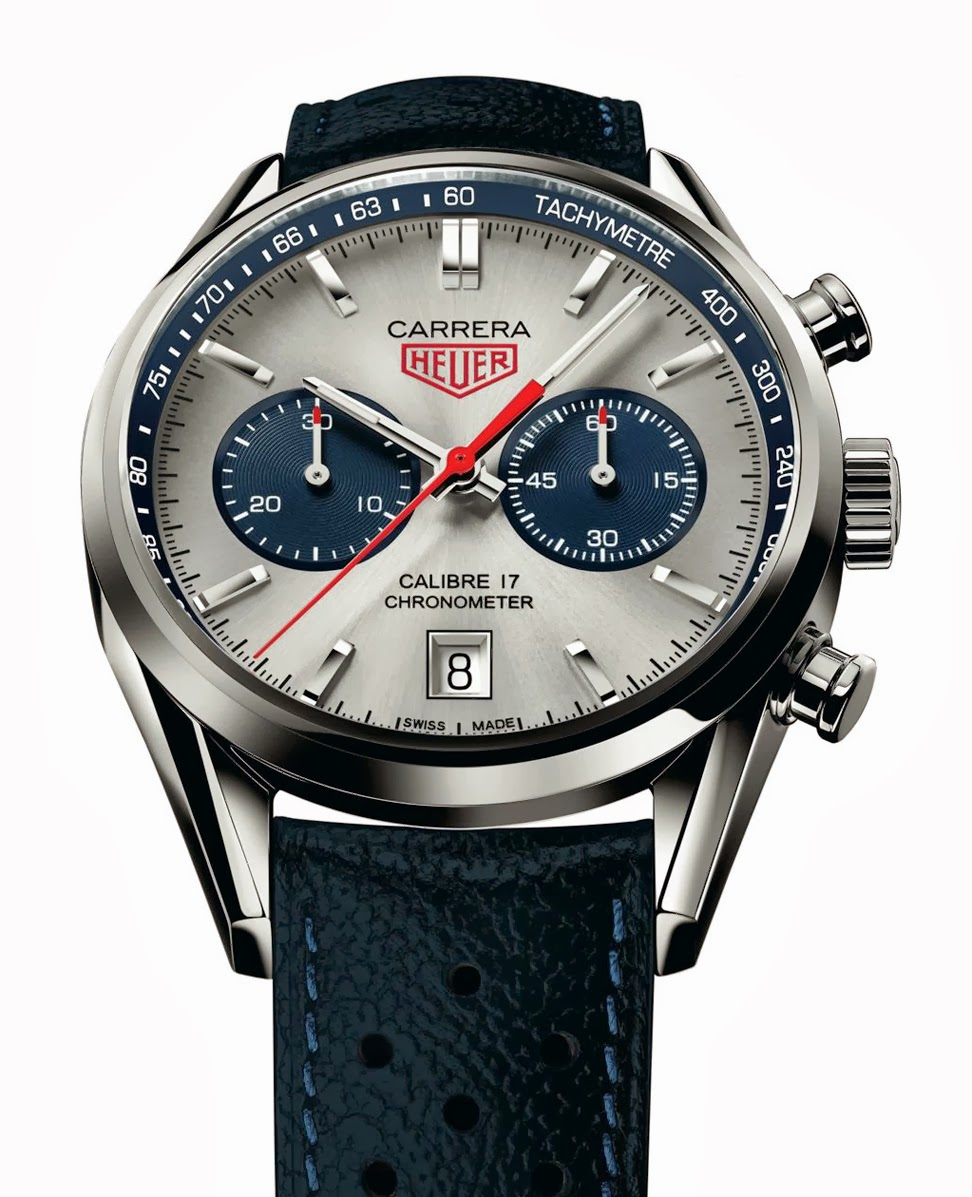 tag heuer carrera calibre 17 jack heuer edition ref cv5110 and 5111 time and watches. Black Bedroom Furniture Sets. Home Design Ideas