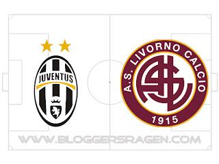 Prediksi Pertandingan Livorno vs Juventus
