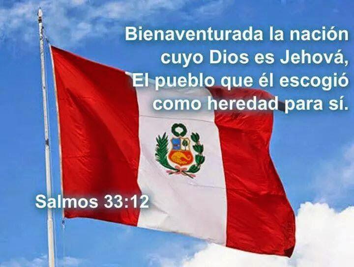Dios, bendiga nuestra nación