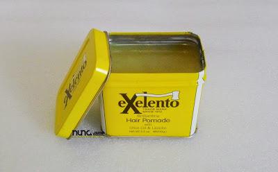 Pomade Murray's Exelento Kemasan Baru Warna Kuning