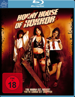 Horny House of Horror