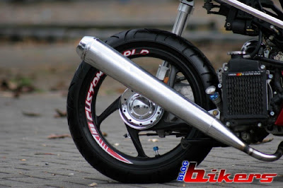 modifikasi vario drag bike