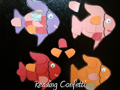 rainbow fish activity