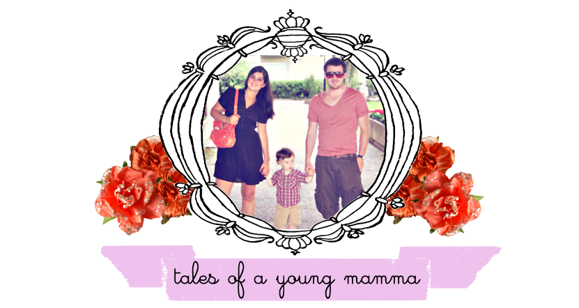 tales of a young mamma