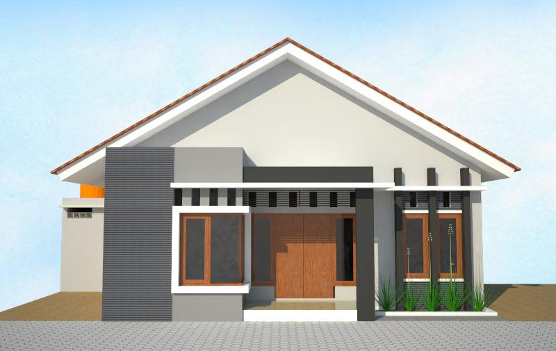 1001 Gambar Desain Rumah Minimalis Sederhana Modern