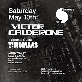 Victor Calderon - Sankeys - May 10, 2014