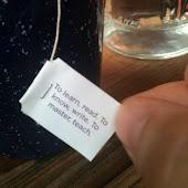 Smart tea.