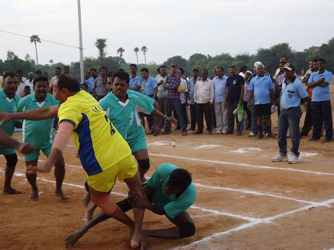 ISRO Inter Sports Meet