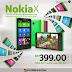 Nokia X dijual di Malaysia pada harga RM399