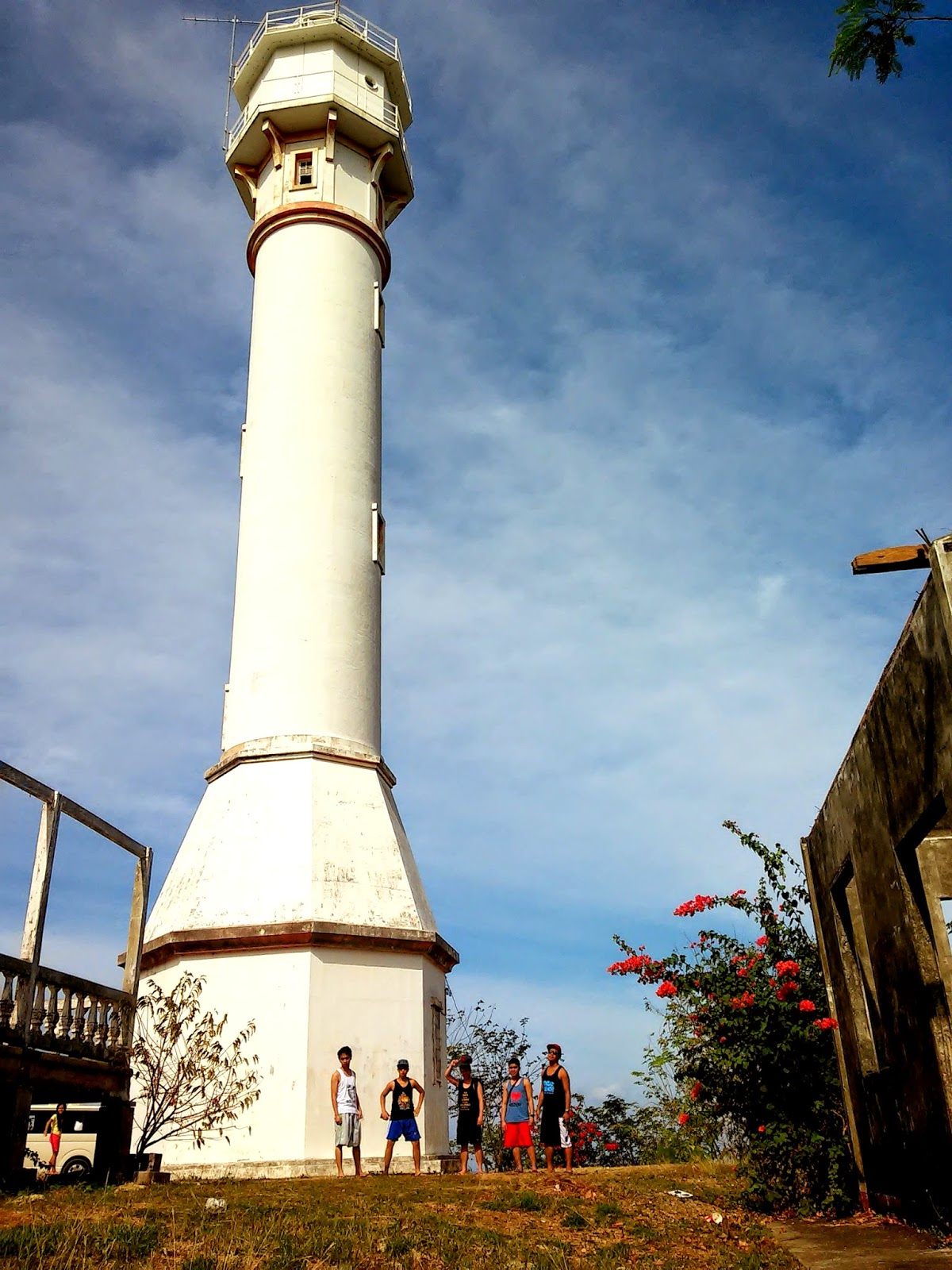 Cape of Bolinao Lighthouse