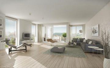 Interiur huis keuken appartement interieur idee n voor 2012 design stijl - Moderne appartement decoratie ...