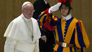 Pope Explains How He Was Inspired To Take The Name Francis