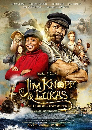 Jim Knopf e Lucas, o Maquinista - Legendado Torrent Download