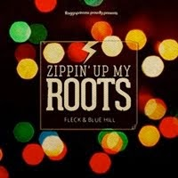 "FLeCK & Blue Hill's ""Zippin' Up My Roots"" EP"