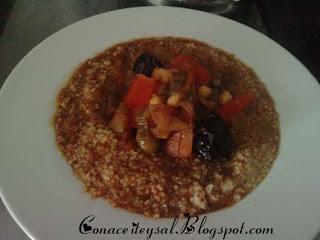 Couscous tradicional