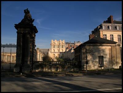 De la zep aux étoiles - Versailles en Automne
