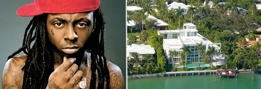 Lil Wayne puts home on the market for $18m