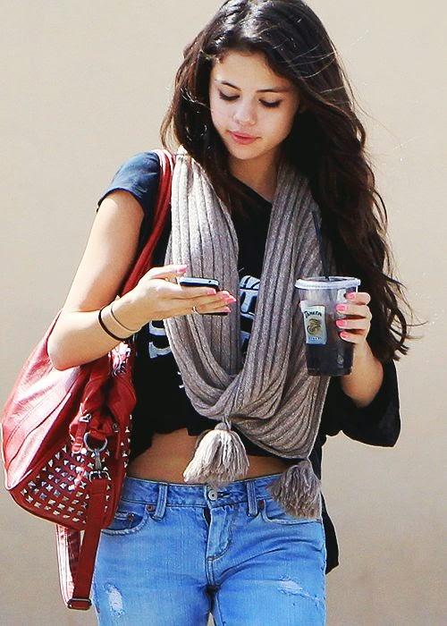 Selina Gomez Best Street Style