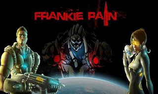 Screenshots of the Frankie Pain for Android tablet, phone.